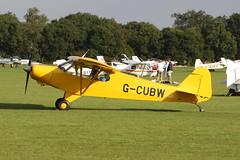G-CUBW WAG-Aero CUBy [PFA 108-13581] Sywell 020917