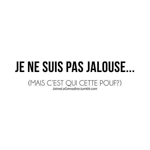 Meilleurs Citations De Jalousie Je Ne Suis Pas Jalouse Flickr