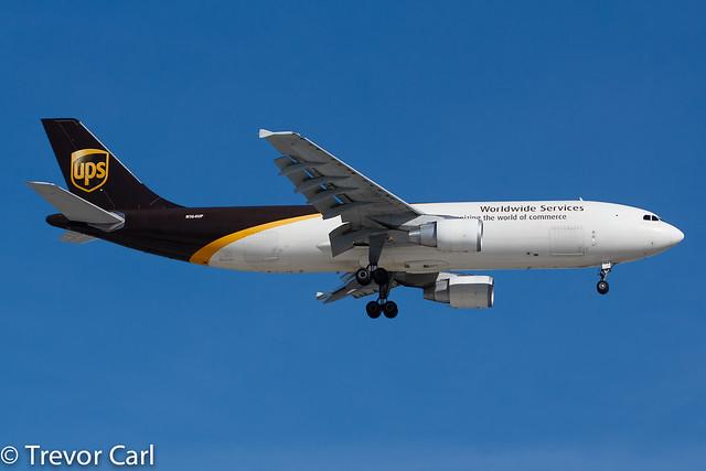 United Parcel Service - UPS | N164UP | Airbus A300F4-622R | YYZ | CYYZ