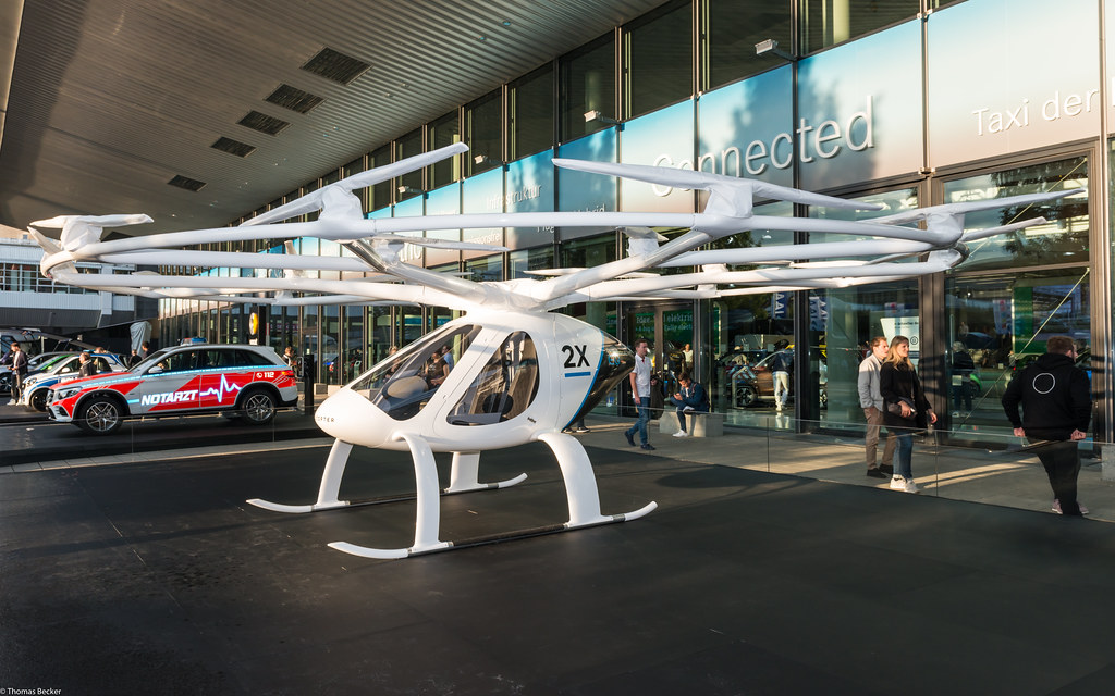 Volocopter 2X (894352)