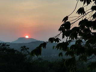 That evening.   by Hari Prasad Nadig