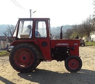 Tractor UTB Universal 445 | by mihaipăcurețu