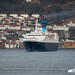 The season of cruise ships - 2017