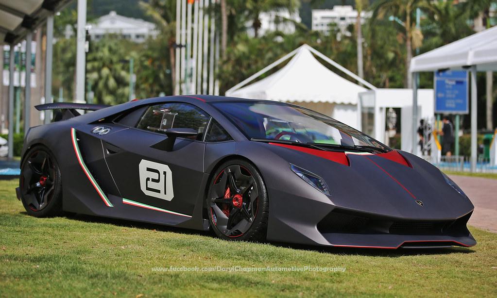Lamborghini Sesto Elemento Tuen Mun Hong Kong Gold Coas Flickr
