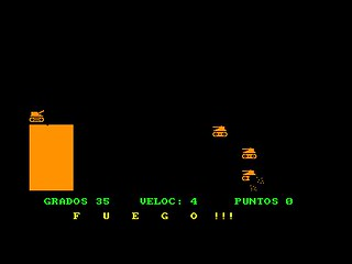 Tanque de noche (CPC, Software Editores, 198?) | by Deep Fried Brains