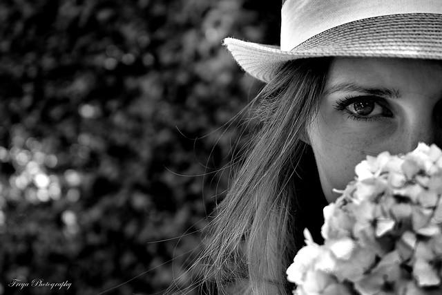 In her eyes...