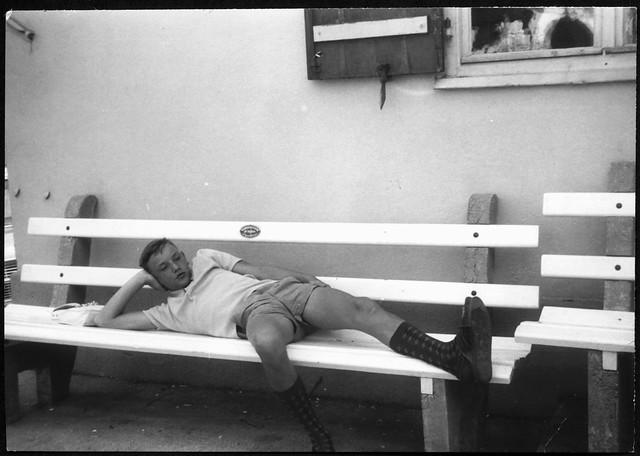Archiv O089 Urlaub in St. Gilgen, 1960er
