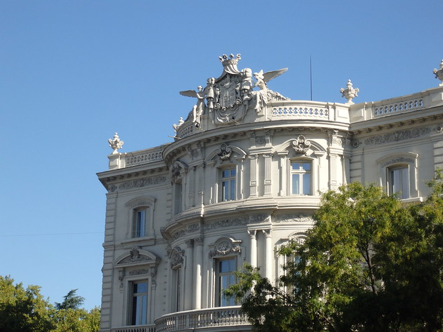 Detail, Casa de América