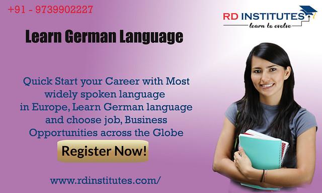 German Language Classes in Bangalore
