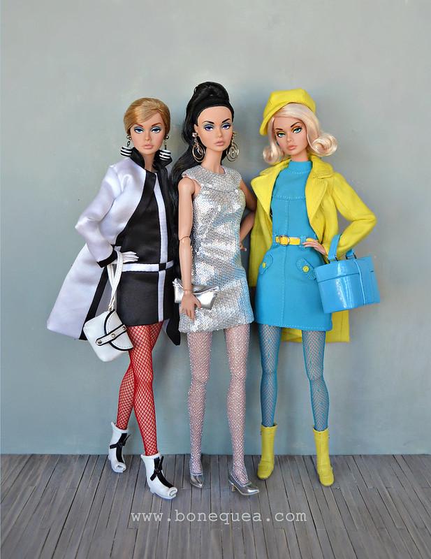 Poppy Parker 2012 Collection. So British & Pop...