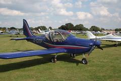 G-CITF Evektor EV-97SL [2015-4223] Sywell 020917