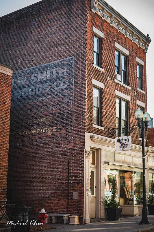 J.W. Smith Dry Goods Company
