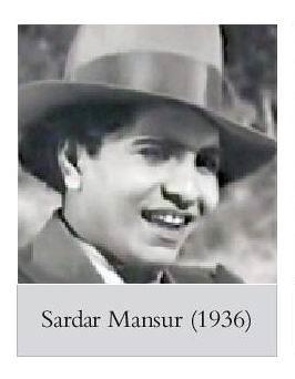 Sardar Mansoor (Actor of 30s)