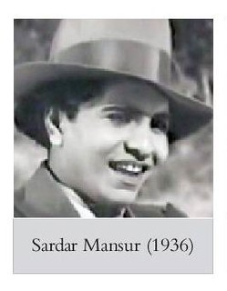 Sardar Mansoor (Actor of 30s)