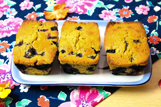 Blueberry Bread -edit