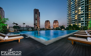 Swimming Pool - Royal Residence Hanoi