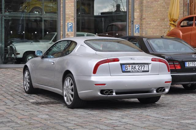 Maserati 3200 GT I 1998-2001
