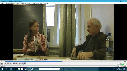 Ноя 29 2017 - 01:04 - Дарья Ильгова и Геннадий Николаевич Красников