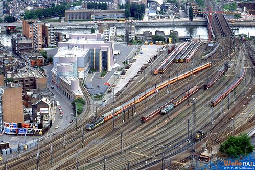 Liège Guillemins. 19.05.97.