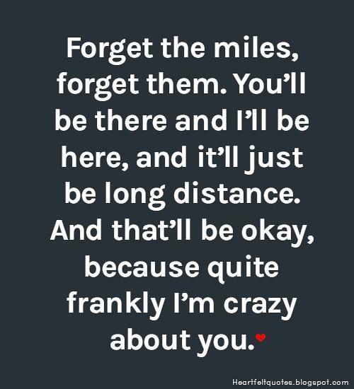 Citation D Amitié à Distance 40 Long Distance Relationsh