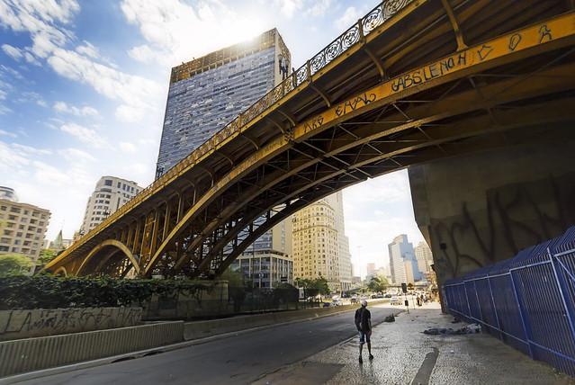 Viaduto Santa Efigênia - São Paulo