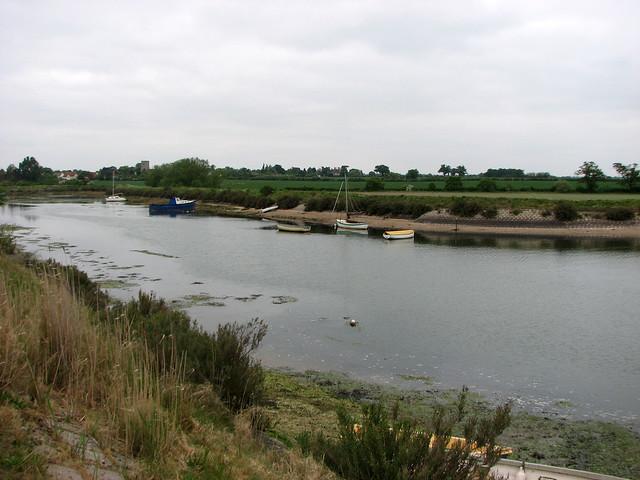 Creek at Goldhanger