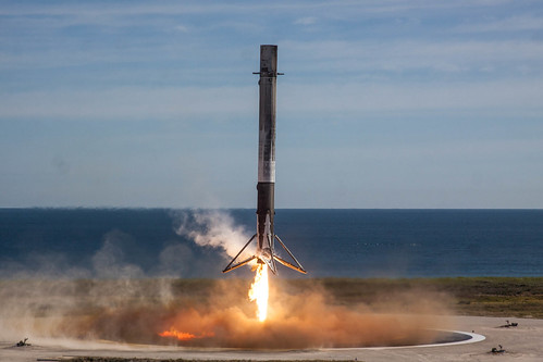 CRS-13 Mission | by Official SpaceX Photos
