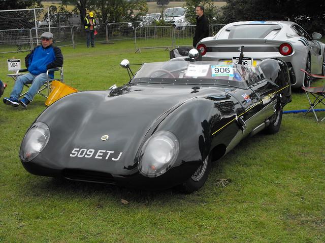 Westfield-Lotus Eleven - 509 ETJ