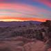 Zabriskie Sunset