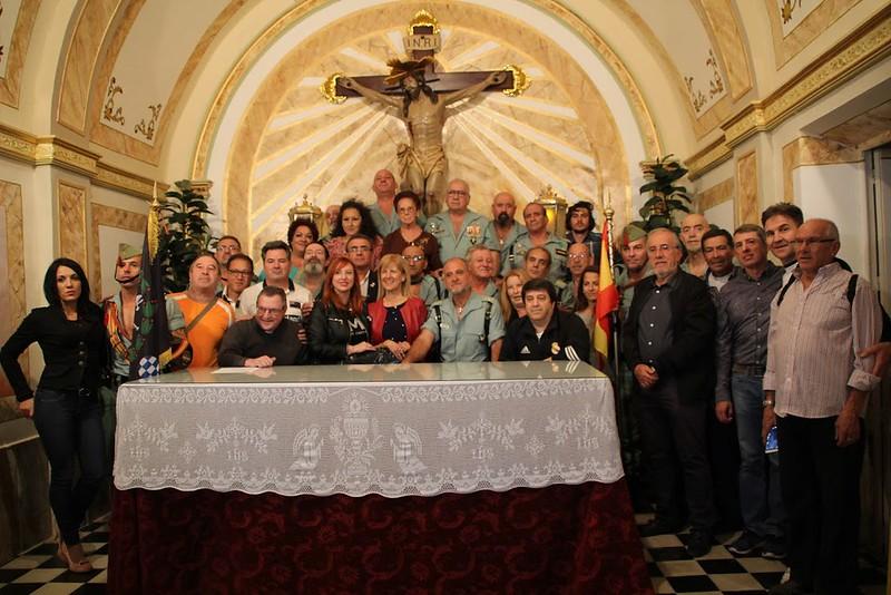 (2017-11-04) - Eucaristía Legionaria -  Javier romero Ripoll - (230)