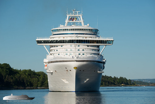 Crown Princess | by Aviation & Maritime