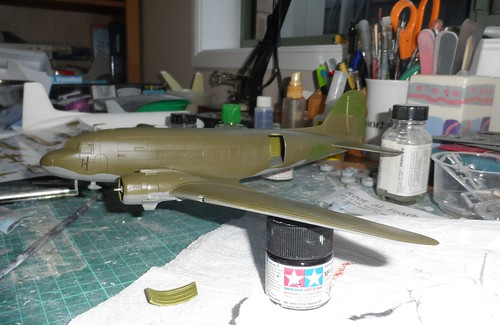 72_Airfix_Dakota_14 | by RomeoAlphaYankee