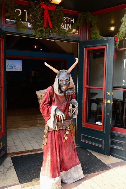 Krampus was asking about you