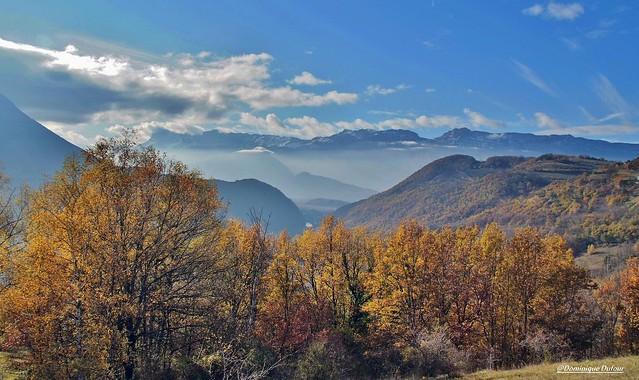Paysage de l'Isère