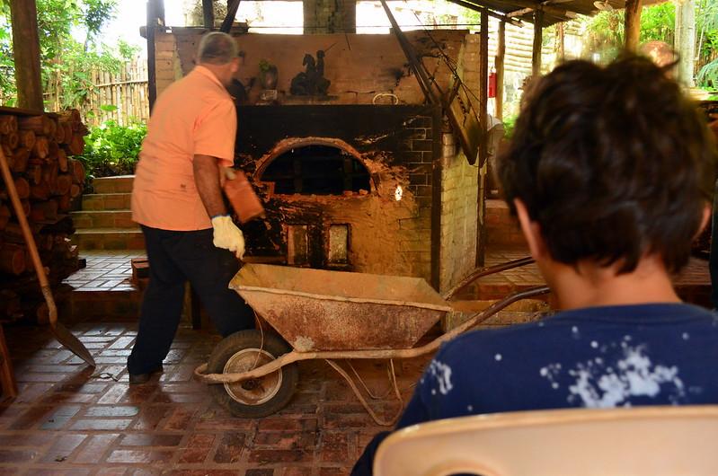 22-44 queima bizen abertura de forno noborigama 4 11 17 (30)