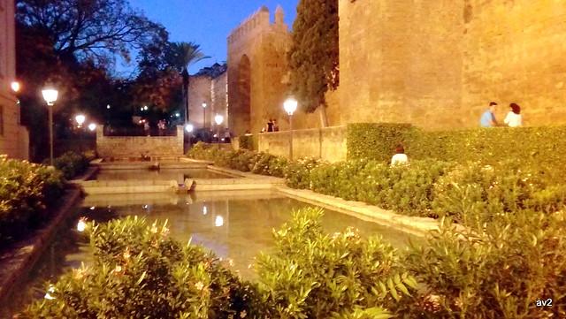 Jardines de Córdoba.