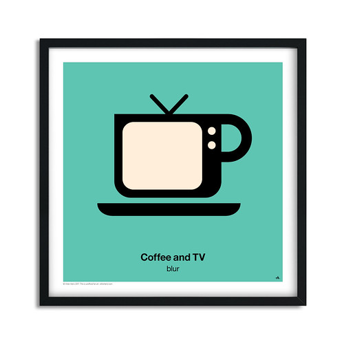 Coffee and TV - blur
