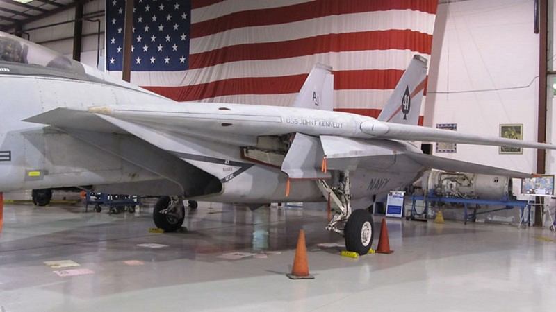 Grumman F-14A Tomcat 3