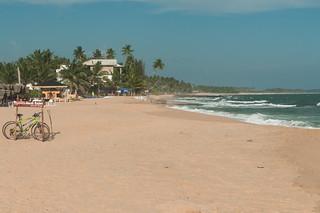 Madilla Beach, Tangalla, Sri Lanka