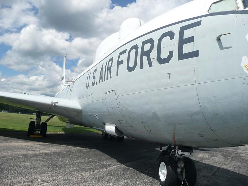Boeing NKC-135A Airborne Laser Lab 6