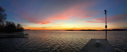 cornwall ontario canada ca clouds panorama sunrise stlawrenceriver