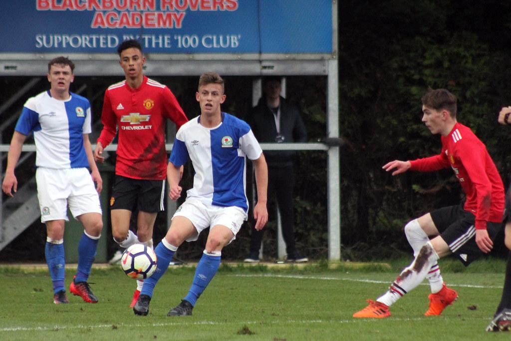 Ben Paton | Blackburn Rovers U18s 1-4 Manchester United ...