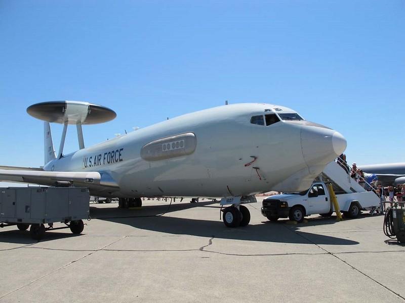 Boeing E-3B Sentry 1