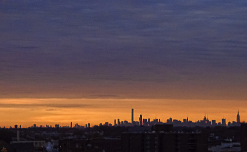 attention span predawn sunrise nyc new york city skyline early morning g11 j2