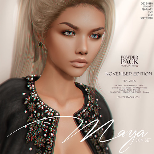 PUMEC | MAYA | POWDER PACK | by PUMEC