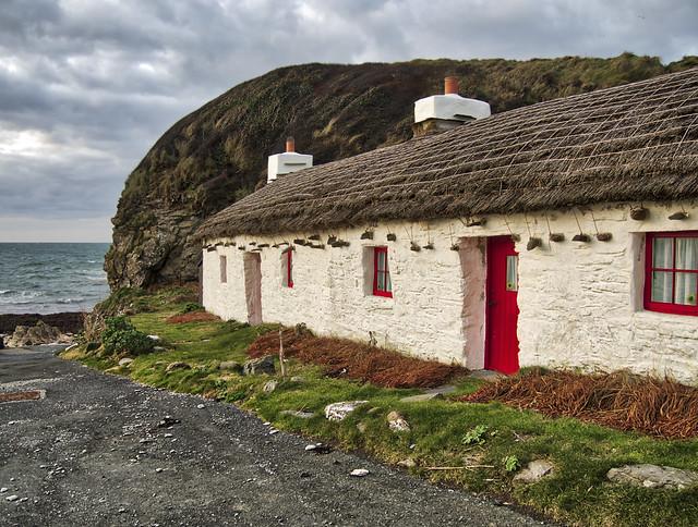 Ned Devine's House, Isle of Man