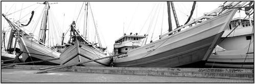 .  . Sunda Kelapa harbor, Jakarta | by Reinhold S.