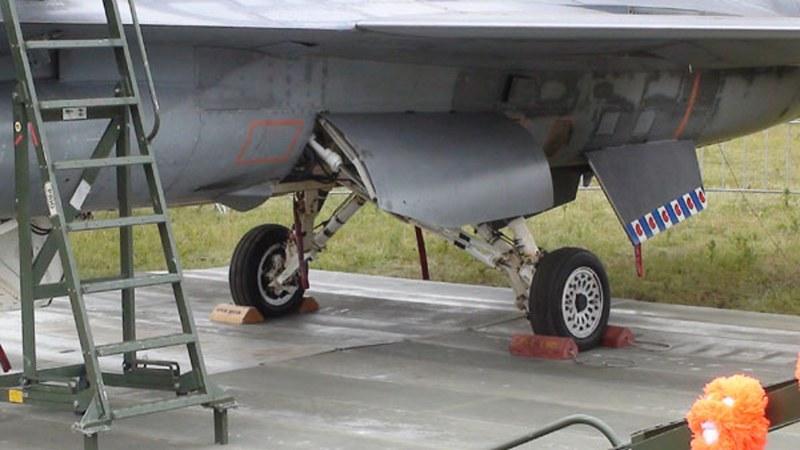 F-16BM MLU 5