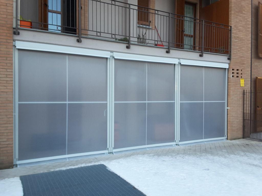 Tenda veranda invernale Torino