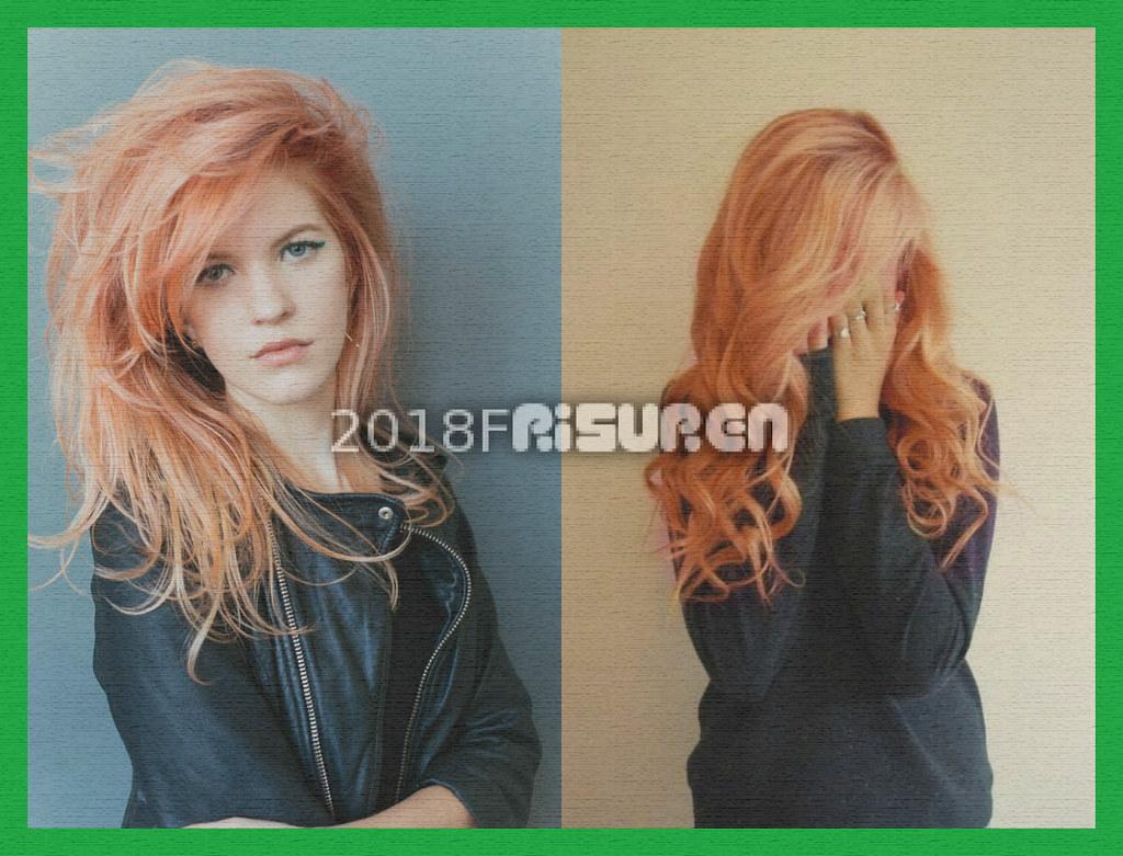 Frisuren Und Haarfarben Trends 2018 Frisuren Und Haarfarbe Flickr